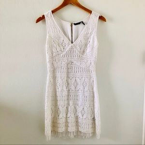 Guess by Marciano Gorgeous White Dress